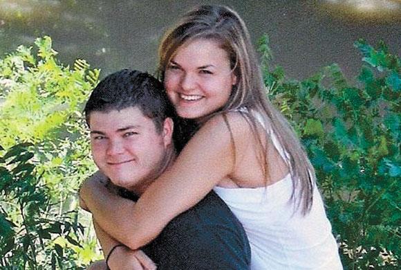 Karen Capehart and Andrew Davis