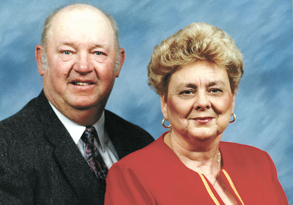 Jerry and Kay Mara