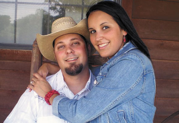 Danielle Dawn Rosales and Joshua Allen Sanford