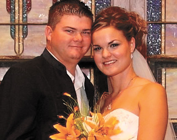 Mr. and Mrs. Andrew Lyn Davis