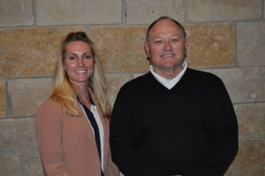 New Business - The Decatur Chamber of Commerce welcomed Advantage Supply as a new business at the Decatur Chamber Luncheon on Feb. 28. Representing the business were Erin Butler and Andy Pierce.