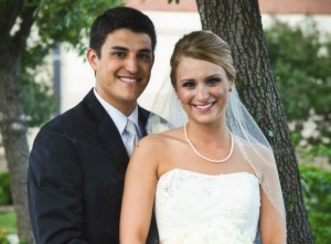 Mr. and Mrs. William Robert Benedick Jr.