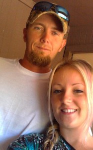 Rachael Renee Clark and Dustin Wade Cousatte