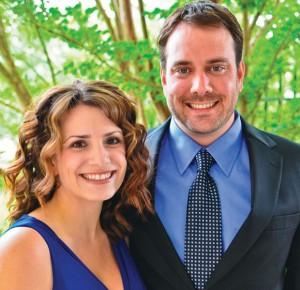 Drs. Sarah Tison Jordan and Steven Andrew Morse