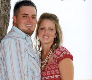Amber Estell Cornell and Jessie Aaron Horton