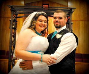 Mr. and Mrs. Zachary Wayne Tipton