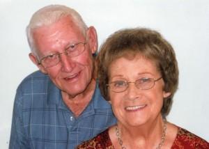 Forrest and June Lemond