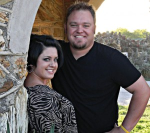 Claudette Carlene Coble and Cody Morganthaler