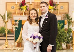 Mr. and Mrs. Mathew Douglas Burkepile