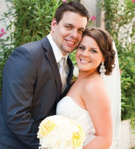 Mr. and Mrs. Tyler Allen Johnson