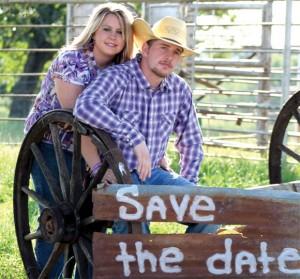 Whitney Rashea Baird and Kyler Blake Monroe
