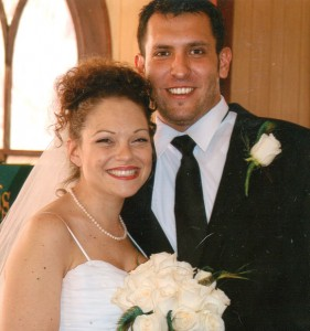 Mr. and Mrs. Israel Lozano