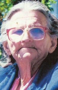 Lucille Olene Burrows