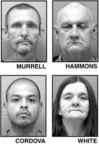 Four plead guilty in brutal home invasion