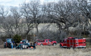 FATAL MORNING - Bill Maxwell, 79, of Greenwood was killed at his home Monday morning after a large tree he was trimming fell onto him. Messenger photo by Joe Duty