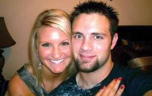 TRUE - After more than four years apart, high school sweethearts Ashlee Reed and Jerrod Spence reunited. Submitted photo