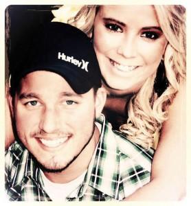 Chrissy Harper and Justin Ryan