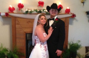 Mr. and Mrs. Christopher Jordan Geron