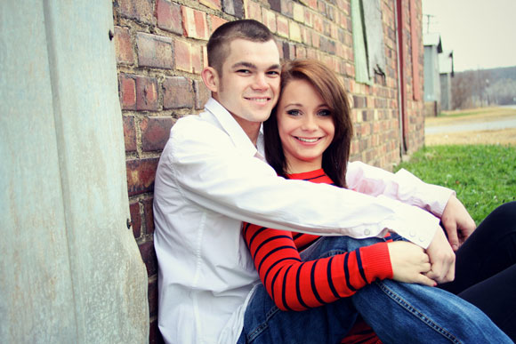 Megan Nicole Rae and Timothy Seth Woods