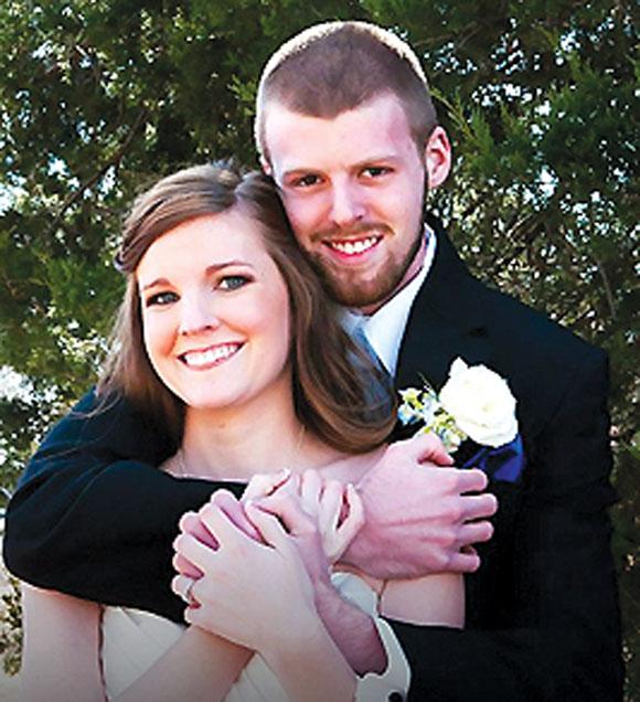 Mr. and Mrs. John Scott Tucker