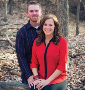 Courtney Wren and Phillip Daugherty