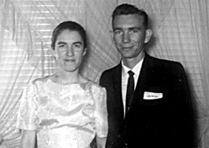 Jimmie and Mary Harris