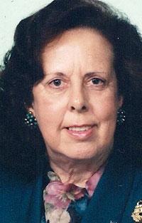 Mary Frances Clark