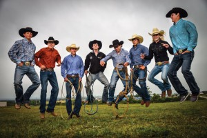 The third-ranked Decatur Rodeo Team will send eight members to the North Texas High School Rodeo Finals, May 17-19 at the Will Rogers Coliseum in Fort Worth.