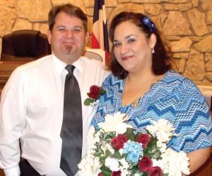 Mr. and Mrs. Steven Lynn Cromer