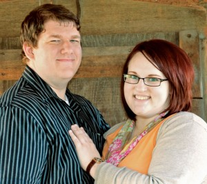 Amy Kathleen Rodden and Paul Gaudette