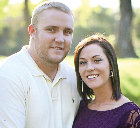 Bristyn Skye Dunlap and Riley Kevin Deaver