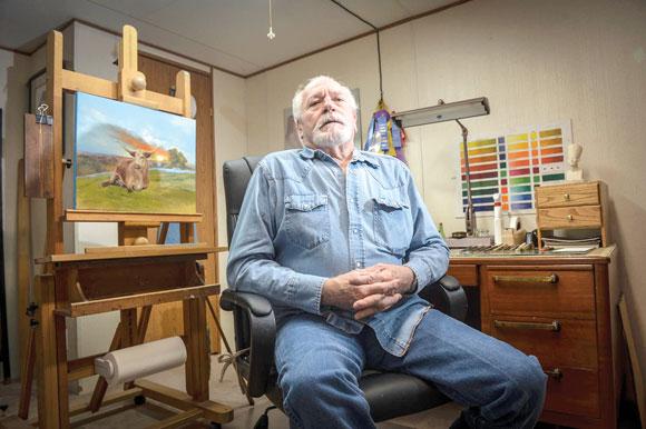 Artist in Retirement 1