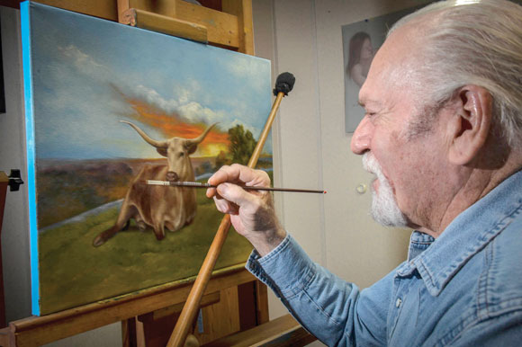 Artist in Retirement 2