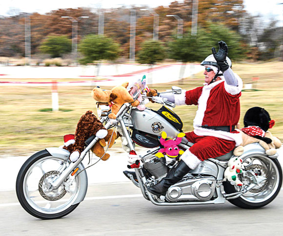 Toy Run Tradition