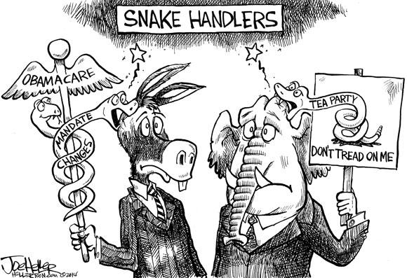 Snake-Handlers