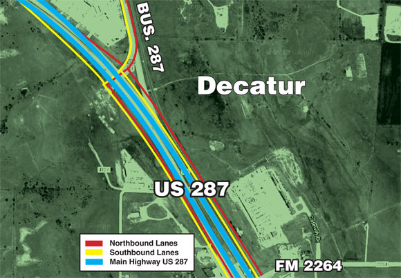Hwy 287 Project 2