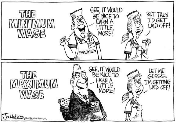 OpEd Minimum Wage