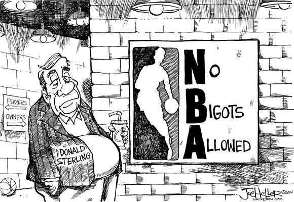 No Bigots Allowed