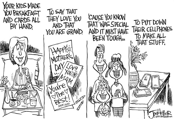 OpEd Mothers Day