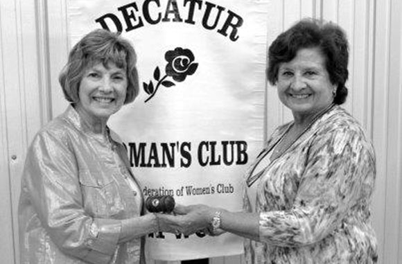 New Womans Club President