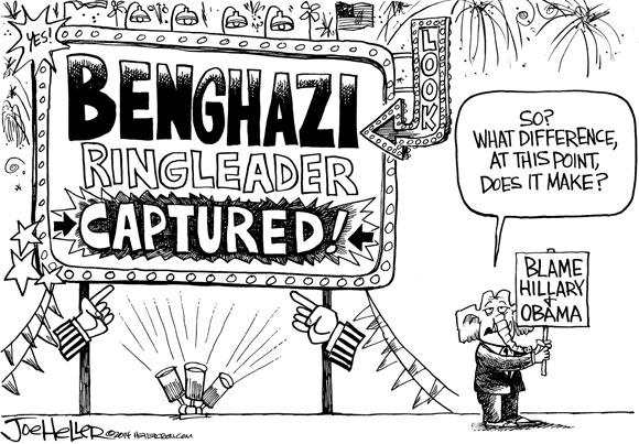 OpEd Benghazi