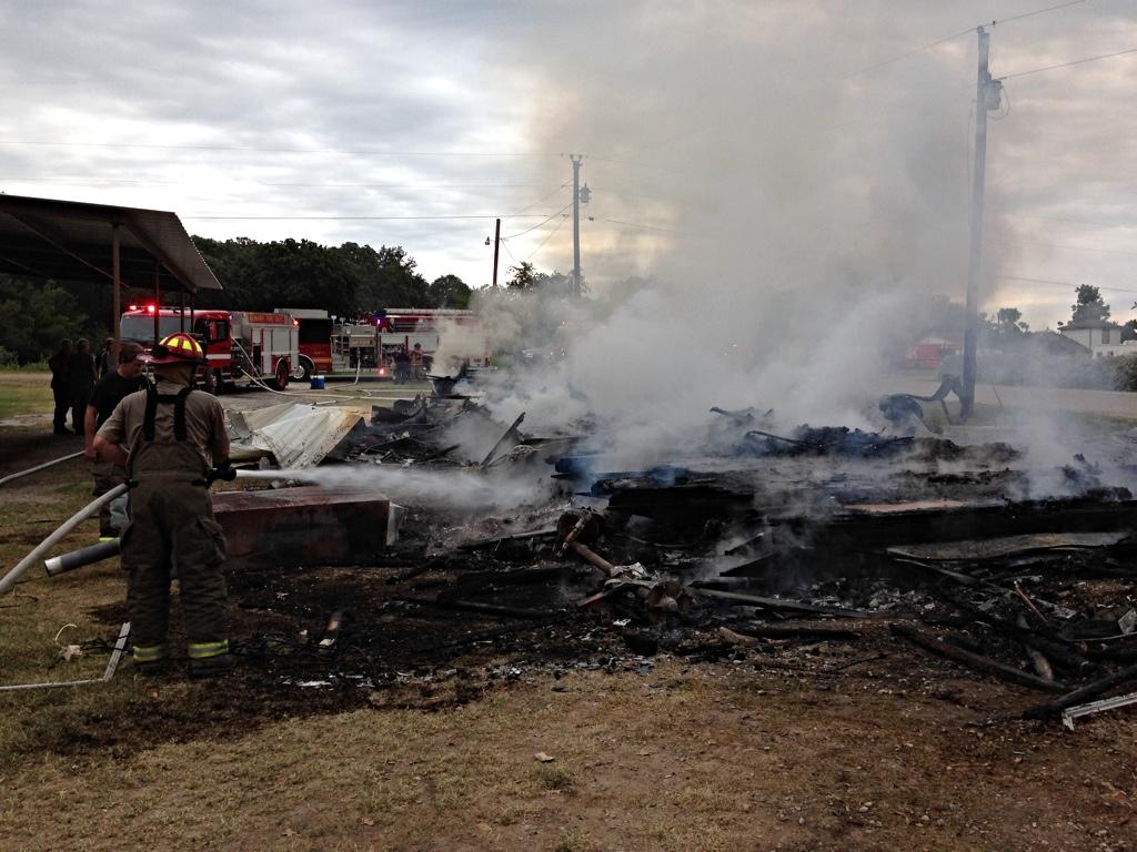 Newark fire.7.29.14
