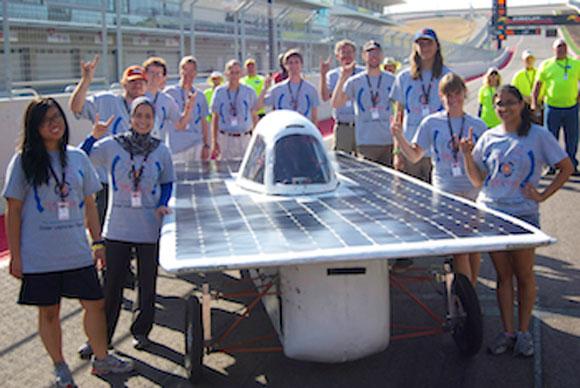 Solar Speeders