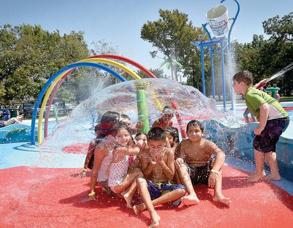 Cool Wet Fun