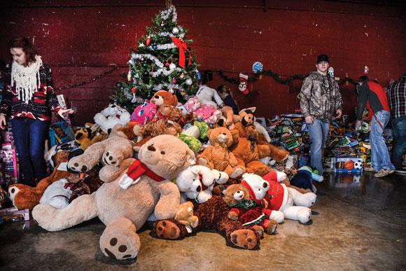 Pile O Toys