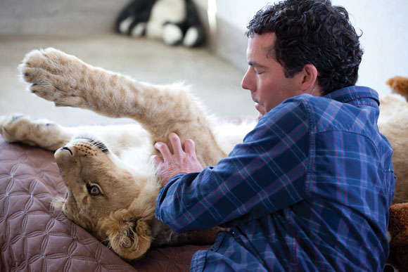 Bond with Big Cats
