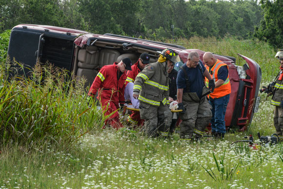 Blowout Leads to Rollover