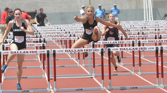 Clearing a Hurdle