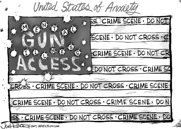 OpEd United States of Anxiety